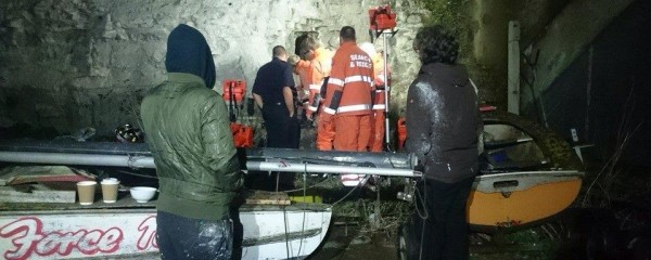 Tunnel Rescue – Heroes At Hand!